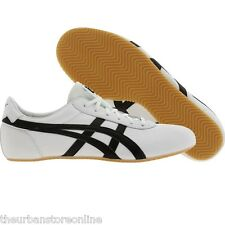 Onitsuka Tiger Tai-Chi Sneakers White/Black BNIB 50% OFF