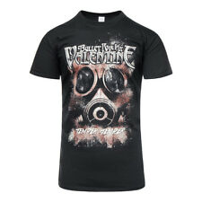 Official T Shirt BULLET FOR MY VALENTINE Black TGAS MASK Band Tee All Sizes