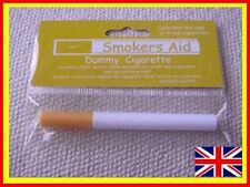 Fake / Dummy smoke free Cigarette - Help STOP/QUIT SMOKING AID smokeless