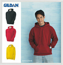 24 GILDAN Blank Bulk Lot Heavy Blend Hooded Sweatshirts Hoodie S-XL