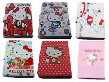 "New HelloKitty PU Leather Case For 7"" Mach Speed Trio Droid 7 Tablet PC"
