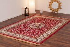 Kashmir Silk like Soft Red Traditional Persian Oriental Desig Rug 120x170cm -50%