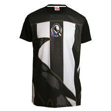 Collingwood Magpies AFL Footy Mens Premium Polyester Training Tee