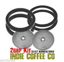 Espresso machine replacement group seal and shower kit - BUY ONE GET ONE FREE