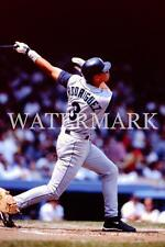 AK391 Alex Rodriguez AROD Mariners Rookie Year Swing 8x10 11x14 16x20 Photo
