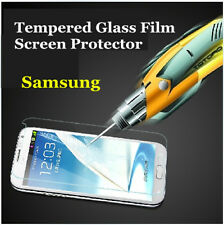 Tempered Glass Film Screen Protector for Samsung S3 S4 S5 S6 S6 Edge Note 2 3 4