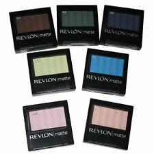 Revlon Matte Eye Shadow *Choose your Shade* (being sold as a 2 pack)