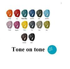 O'clock tone on tone Fullspot silicon watch plastic clocks colored rubber unisex