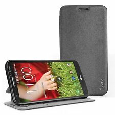 For LG G2 (Verizon Version Only) Lightweight Professional PU Leather Flip Case