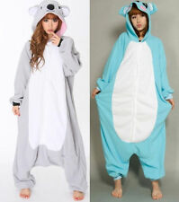 Hot Sale Hoodies Kigurumi Sleepwear Suit Animal Onesie Cosplay Costume Koala
