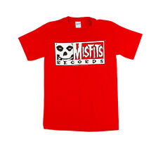 OFFICIAL Misfits - Record Logo T-shirt NEW Licensed Band Merch ALL SIZES