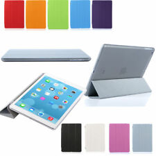 For Apple iPad Air Magnetic Ultra Thin Smart Stand Leather Cover & Back Case