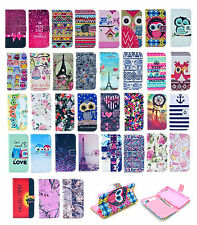 Charming Stand Flip Wallet PU Leather Hybrid Case Cover For Sony Xperia Z1 Mini
