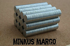 """10mm x 2mm Neodymium Magnets Rare Earth Magnets Disc Very Strong 3/8"""""""