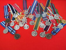 Miniature Medals, UK made