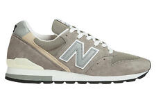 NEW BALANCE MEN'S ''996'' M996  RUNNING SHOES  GREY White Made in USA Bringback