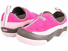 New! Crocs Kids/Youth ~Dawson~ Slip-On Casual Shoes-Berry/Bubblegum 92H