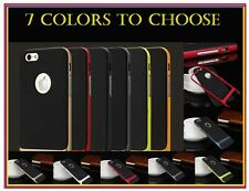 Hybrid Shockproof Slim Hard Bumper Soft Cover Armor Case For iPhone 6 + Plus 5.5