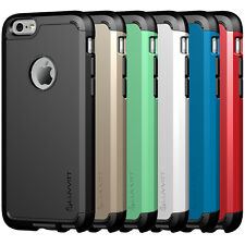 LUVVITT® ULTRA ARMOR iPhone 6 Case   Dual Layer Back Cover for iPhone 6