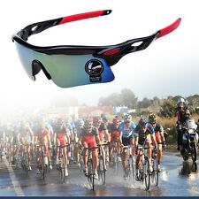 Outdoor Cycling Glasses Polarized Sunglasses Bike Goggle Safety Sport Eyewear