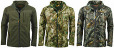 Mens GAME Camouflage | Camo Softshell Breathable Jacket