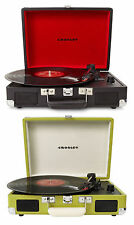 Crosley Cruiser Portable Turntable RECORD PLAYER FREE POST AUST SELLER RETRO