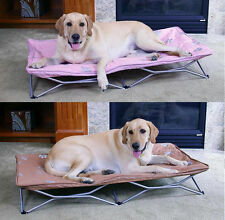 Carlson Portable Pup Beds 2 Sizes and Colors   for dogs