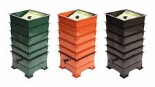 WORM FACTORY COMPOST BIN 3, 4, 5, 6, 7 TRAY Worm Farm Good 4 Gardening FREE COIR