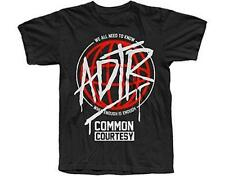 OFFICIAL LICENSED - A DAY TO REMEMBER - DRIP T SHIRT ROCK ADTR