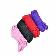 32-feet 10m Long Japanese Bondage Rope Camping Rope Purple Sex Rope Free Shiping