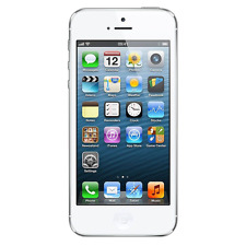 Apple iPhone 5 16GB 4G LTE FACTORY UNLOCKED Clean ESN Black or White