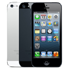 Apple iPhone 5 - 16GB -  FACTORY UNLOCKED - Clean ESN - Black or White