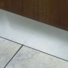 Brushed Stainless Steel Kitchen Plinth Cover