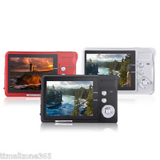 "2.7"" TFT LCD Digital Camera Video Camcorder 16MP 1280x720 HD 8x Zoom Anti-Shake"