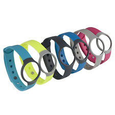 "Replacement Bracelet Sport Wristband Armband 6.5-9.5"" /w Clasp for Misfit Flash"