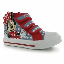 DISNEY MINNIE MOUSE CANVAS SCHUHE SNEAKERS 23/24/25/26/27/28/29/30/31