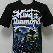 King Diamond Abigail T-Shirt 100% Cotton New Size S M L XL 2XL