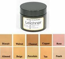 Leichner Camera Clear  Tinted Foundation 30ml Pots Various Shades