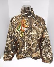 Drake Waterfowl Est 1/4 Zip Pullover Jacket 'Realtree Max-4' - DW270 NWT
