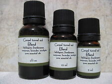 Carpel Tunnel Aid Pure Essential Oil Blend Buy 3 same size get 1 Free