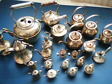 BRASS KETTLES   ORNAMENTAL or COPPER ALLOY  click on the site to chose and order