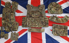 MTP CAMO OSPREY BODY ARMOUR MK4 ASSAULT MOLLE VEST - Sizes , NEW British Army
