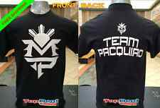 Manny Pacquiao Training T Shirt Pacman Front And Back