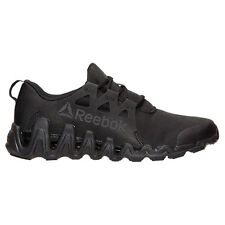 NEW Men's Reebok ZigTech Big & Quick Running Shoes Black M47842