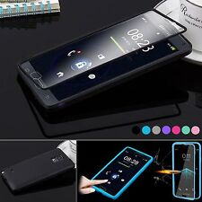 For Samsung Galaxy &  iPhone Case Cover Build in Screen Protector + Tracking #