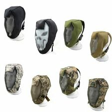 Protective Full Face Mask Guard for Games Sporting Training Hunting Paintball