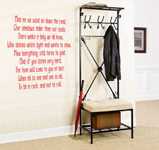 Stairway To Heaven 2 (Led Zeppelin) Lyric wall decal sticker quote