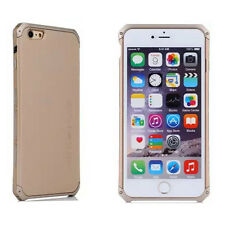 Luxury Aluminum Metal Durable Bumper Plate Back Frame Case Cover for iPhone5/5S