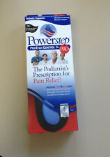 NIB Powerstep 3/4 Length PRO ProTech Control Rx Grade Orthotic Inserts ALL SIZES