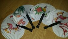 Papet Folding Fans - Chinese design Loot/Party Bag Fillers Wedding favours
